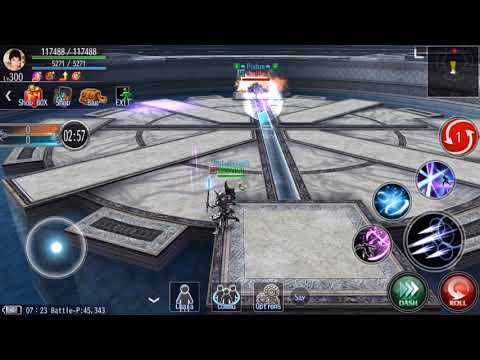 Avabel ANSATSU(Warrior Gameplay)