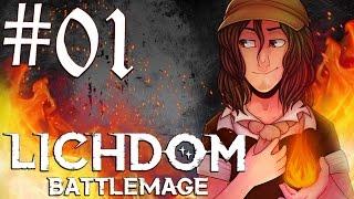 Lichdom: Battlemage Walkthrough/Gameplay | Part 1: Best Mage