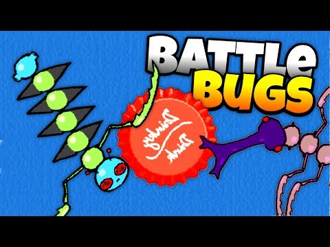 Survival of the Biggest Battle Bugs! - Battle Bugs Gameplay