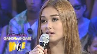 Maja, teased with her breakup with Gerald