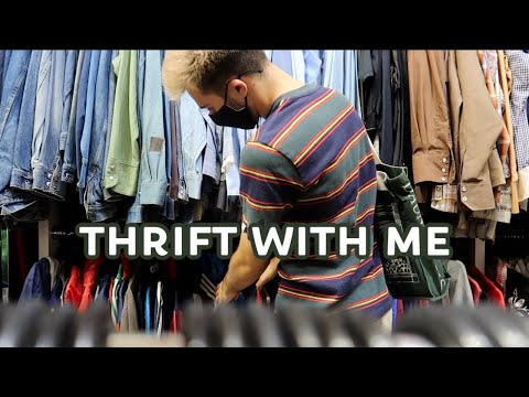 hey macklemore can we go thrift shopping? *thrift with me in camden, london*