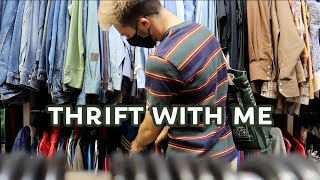 come thrifting with me in camden *try-on haul*