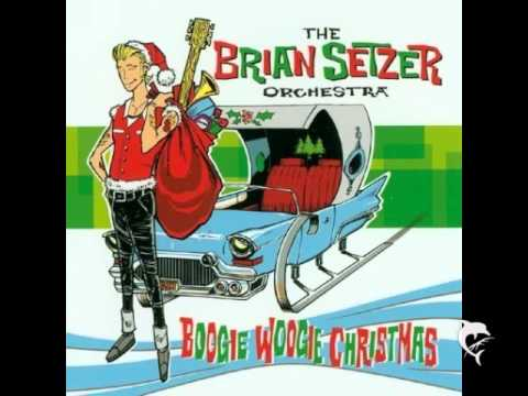 Brian Setzer Orchestra - So they say it's christmas