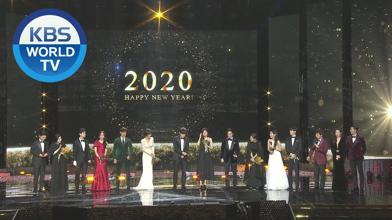 Download Best Couple Award [2019 KBS Drama Awards / 2019.12.31]