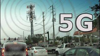 Истерия 5G! Для кого опасны вышки?