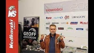Prezentacja nowości firm Dragon , Strike Pro, Geoff Anderson na 2020 rok