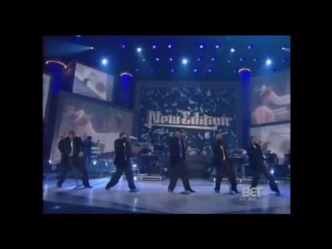 New Edition - Cool It Now Live 2005 (HQ-Audio)