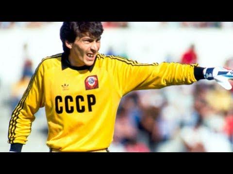 видео: Легенды спорта  с Русланом Нигматуллиным @ Ринат Дасаев