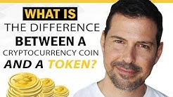 George Levy - What is the difference between a cryptocurrency coin and a token?