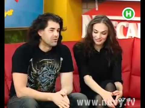 «Подъем» Александр Ломинский и Алена Водонаева
