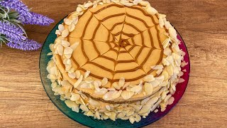 Торт Золотои Ключик Без Духовки