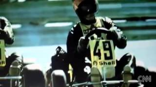 Ayrton Senna's rivalry with Fullerton
