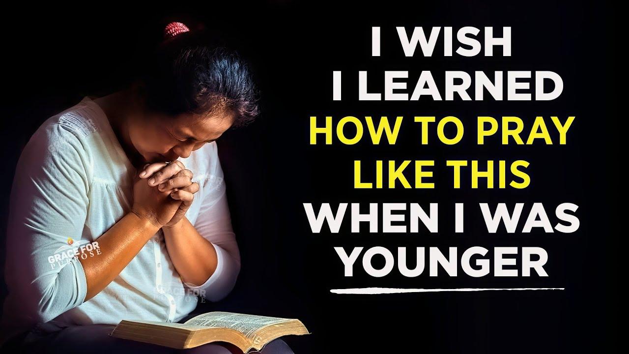 Start Praying Like This | You Should Be Praying With Intensity