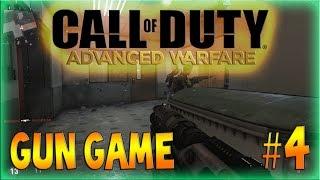 Advanced Warfare PC: Gameplay #5 | GUN GAME (Call of Duty AW Multiplayer Gameplay)