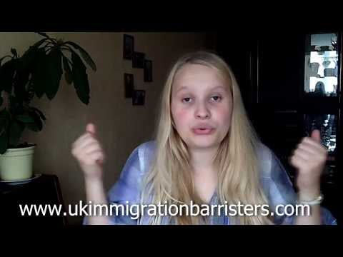 UK Immigration Barristers - Review from Sarah, 2013