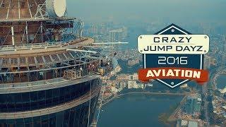 Video AJ Hackett Macau Tower Crazy Jump Day 2016 download MP3, 3GP, MP4, WEBM, AVI, FLV Juli 2018