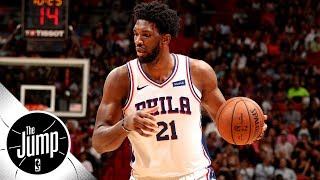 Joel Embiid is the biggest sneaker signee of 2018 | The Jump