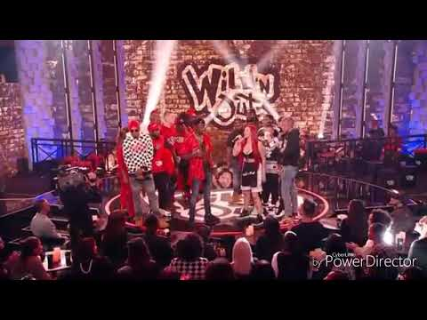 DC Youngfly Roasts the sh*t out of Justina Valentine at Wild'n Out