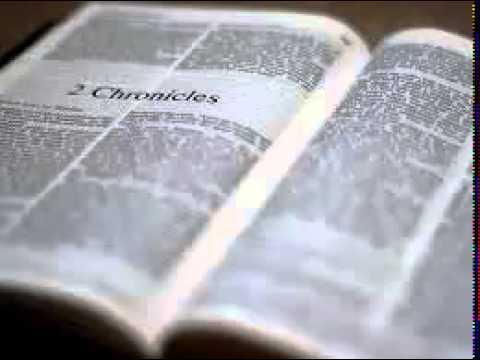 2 chronicles 3 - New International Version NIV Dramatized Audio Bible