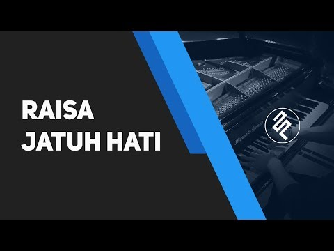 Jatuh Hati - Raisa (Piano Cover by fxpiano with CHORD and LYRIC)