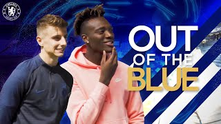 Mason Mount  Tammy Abraham on Pranks Penalties  the Ultimate Fan Quiz  Out Of The Blue Ep 1