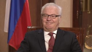Эксклюзивное интервью  Виталий Чуркин