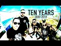 "Booze & Glory - ""Ten Years"" - Official Video (HD)"