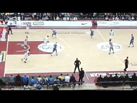 EA7 Olimpia Milano vs Maccabi Tel Aviv B.C 99 - 101 Euroleague quarterfinals