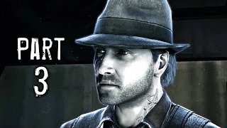 Murdered Soul Suspect Gameplay Walkthrough Part 3 - Runaway Witness (PS4)
