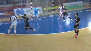Обзор матча 13 марта Мини футбол Чемпионат России МФК Тюмень Синара 3 8