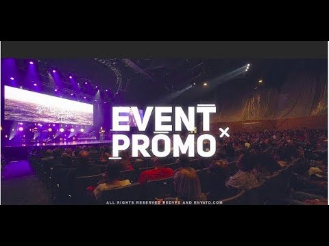 Videohive Event Promo No Plugin Free After Effects Templates After Effects Intro Template