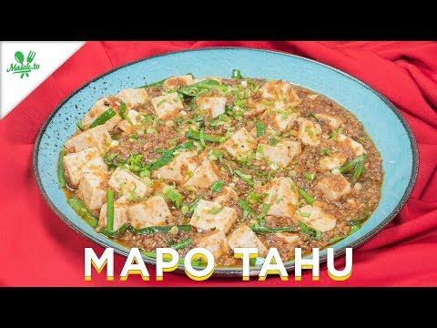 Resep Mapo Tahu