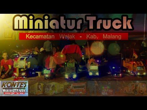 Miniatur Truck Mania Kec. Wajak Kab. Malang #Perang_Sound (Official Video)