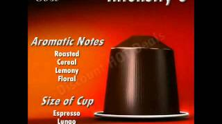 nespresso coffee capsules intensity choice discount hot deals
