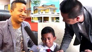 Tanka Budhathoki पुगे- अशोक दर्जीको घर | यस्तो बन्दैछ- अशोकको नयाँ घर | Ashok Darji