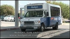 BUDGET RENT A CAR, SAN ANTONIO, TEXAS