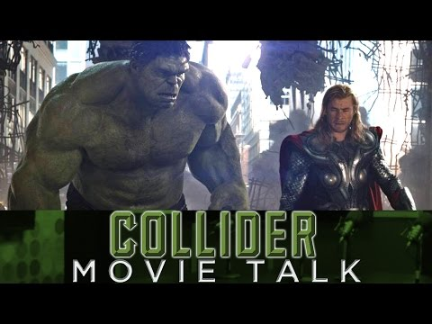 Collider Movie Talk - Hulk Joining Thor: Ragnarok