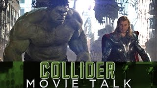 Collider Movie Talk - Hulk Joining Thor: Ragnarok