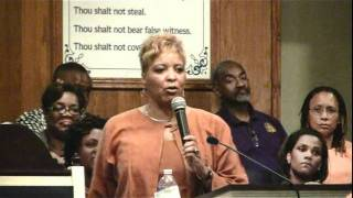 Dr.Gina Stewart -Tearing Down The Walls Conference (part1)