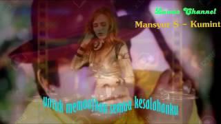 Mansyur S Kuminta Maafmu Dangdut Lawas Disco & Lirik Lagu