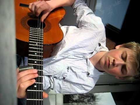 Open A tuning delta blues