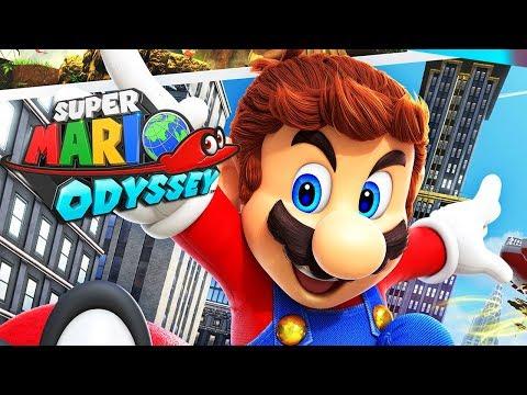 MARIO OYNASAN BİLE İZLERİZ ! | Super Mario Odyssey [ İLK BAKIŞ ]