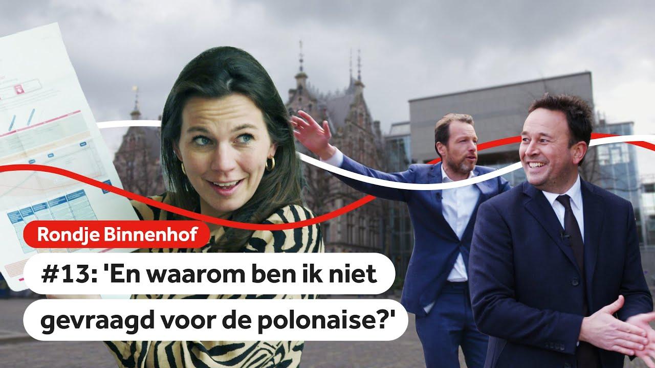 Wéér een persco EN een polonaise in Den Haag   Rondje Binnenhof #13