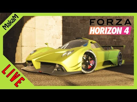 Forza Horizon 4 LIVE #31 - Most megtudod, honnan van ennyi kreditem! thumbnail