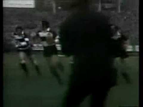 Rugby d'époque