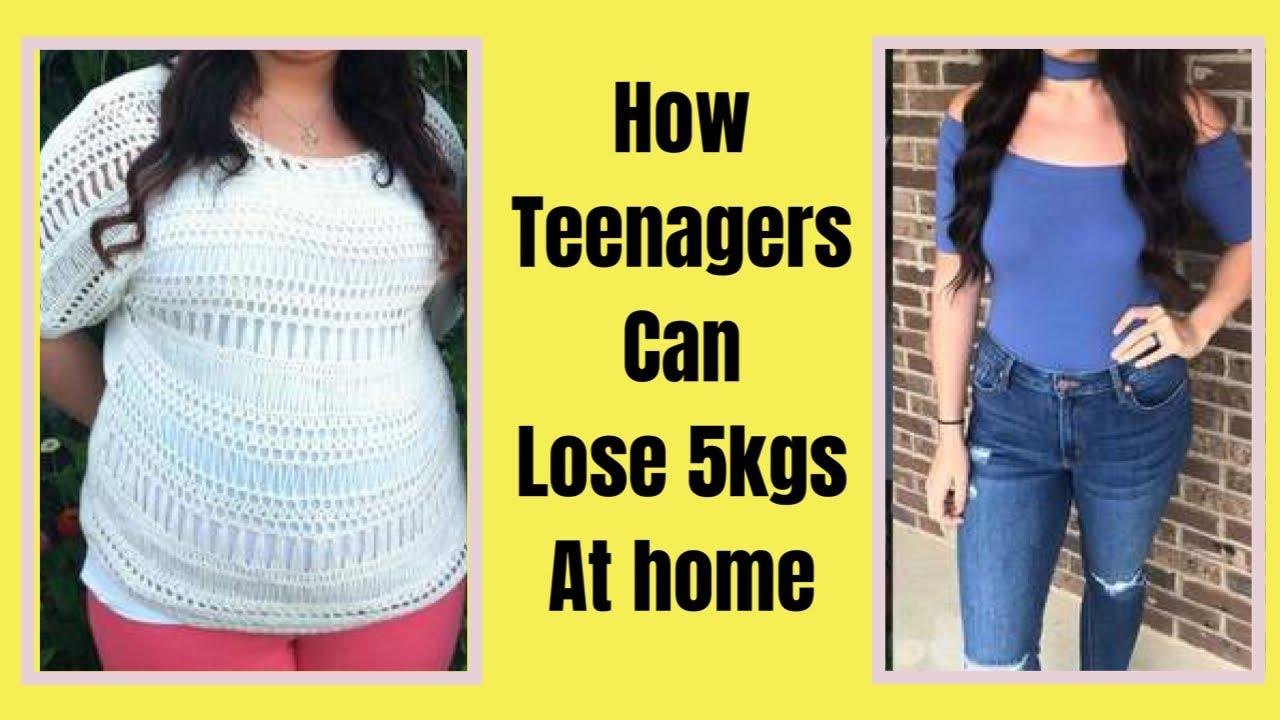 How Teenagers can Lose 5 kgs at home | Weight Loss Hacks | Somya Luhadia