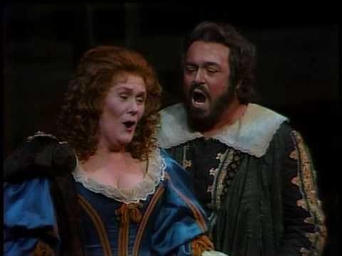 Dame Joan Sutherland & Luciano Pavarrotti. Duet (I/II), Lucia di Lammemoor. Donizetti.