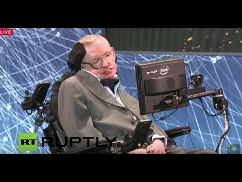"LIVE: Stephen Hawking and Yuri Milner to announce space exploration initiative ""Starshot"""