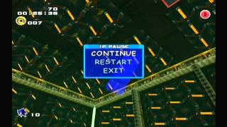 Sonic Adventure 2 Battle - Crazy Gadget M1 - 0.58.94 - Wr