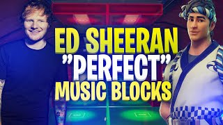 """Perfect"" by Ed Sheeran in Fortnite Creative Mode (You Will Cry) +Code"
